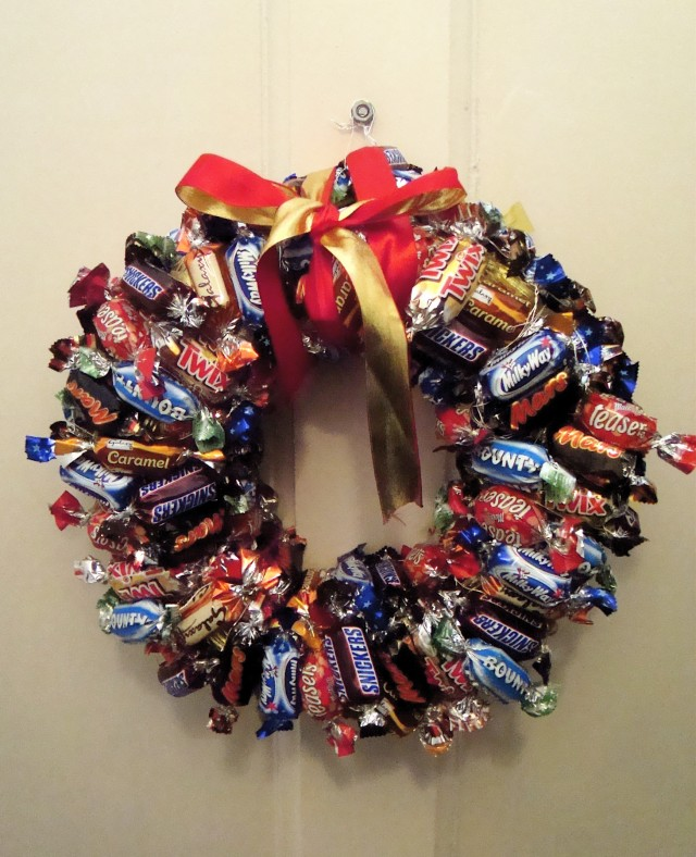 Celebrations Chistmas wreath